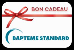 Bon cadeau baptême standard