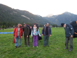 Dolomites- Le groupe